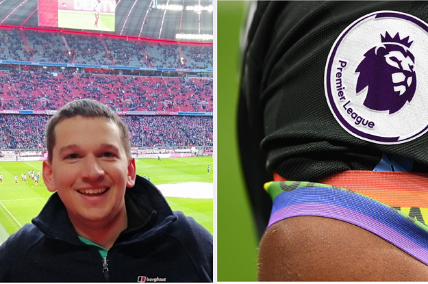 A Football Referee Has Quit Over The FA's Handling Of A Case Of Alleged Homophobic Abuse