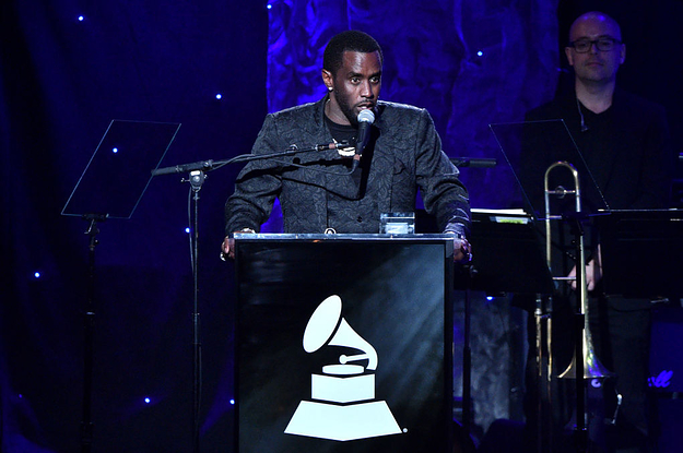 Diddy Blasted The Grammys For Failing To Meaningfully Recognize Hip-Hop Artists