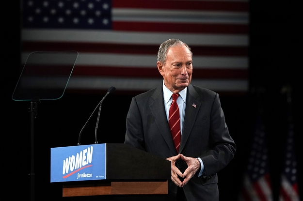 Mike Bloomberg Is Campaigning To Win Back Trump's Jewish Supporters