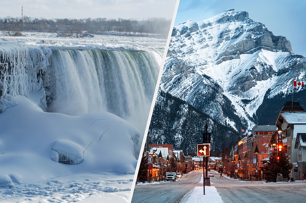 10 Canadian Cities That Are Legit Winter Wonderlands