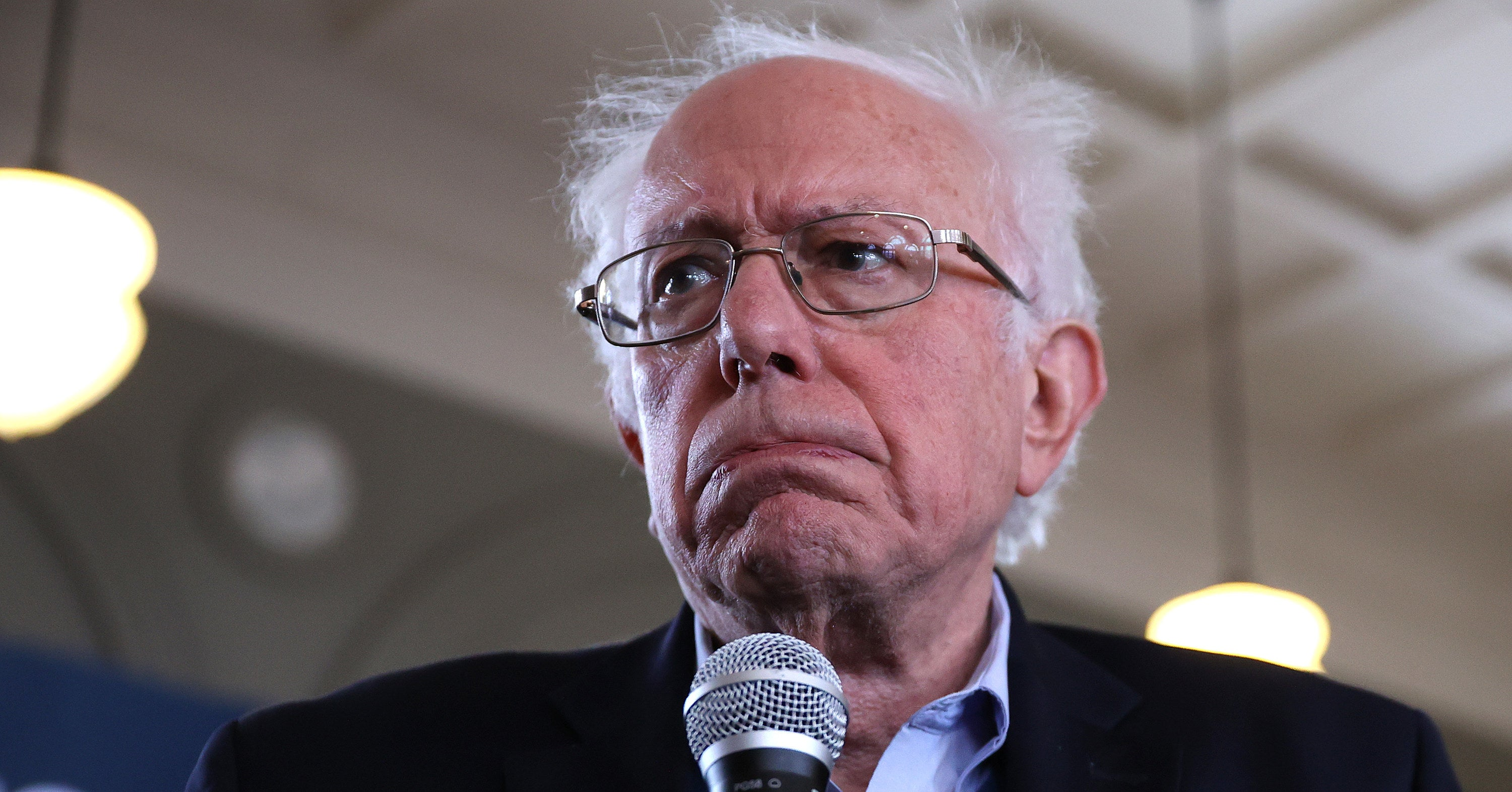 """""""Things Are Gonna Get Crazy"""": Bernie Sanders' Camp Is Warning Supporters About A Backlash"""