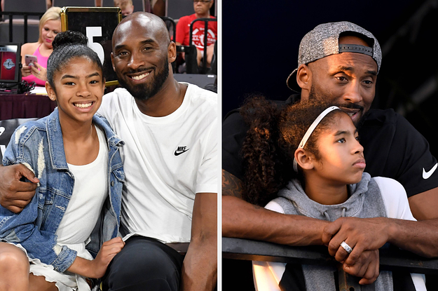 Gianna Bryant, Kobe's 13-Year-Old Daughter, Wanted To Carry On His Basketball Legacy