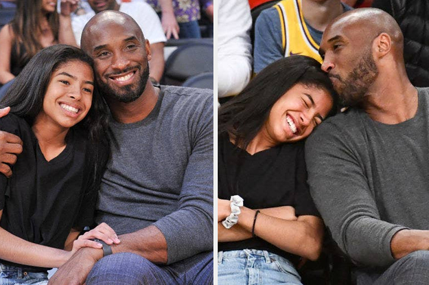 This 2018 Video Of Kobe Bryant Gushing About Gianna Has Resurfaced And It Brought Tears To My Eyes