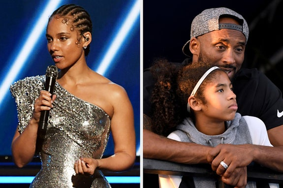 Alicia Keys Opened The Grammys With Some Powerful Words About Kobe Bryant — Here's What She Said