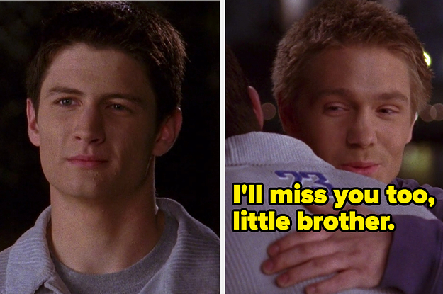 24 Of The Most Emotional Sibling Moments On TV Of All Time
