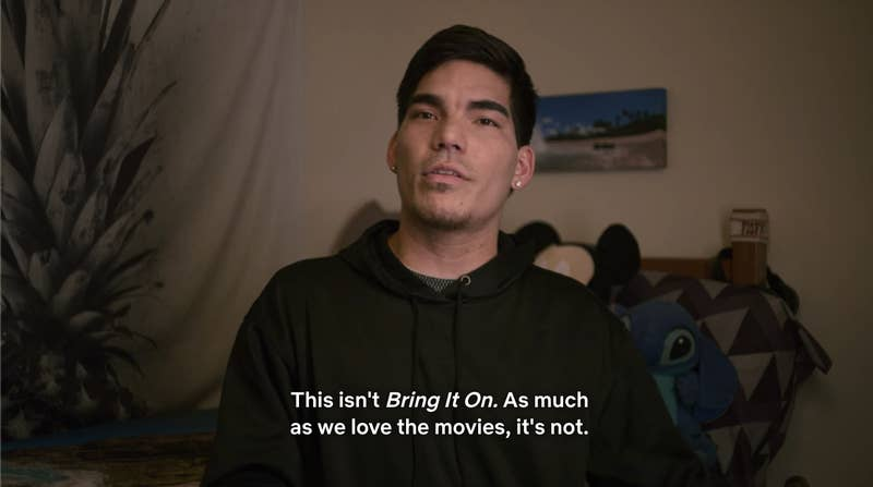 Cheer on Netflix
