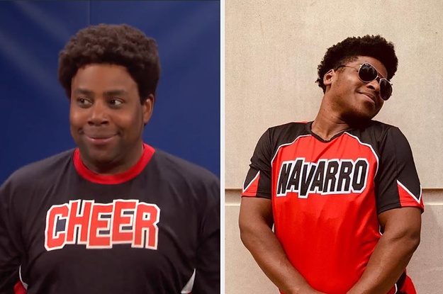 """""""SNL"""" Parodied An Episode Of """"Cheer"""" And It Was So Perfect, Even Monica Would Be Proud"""