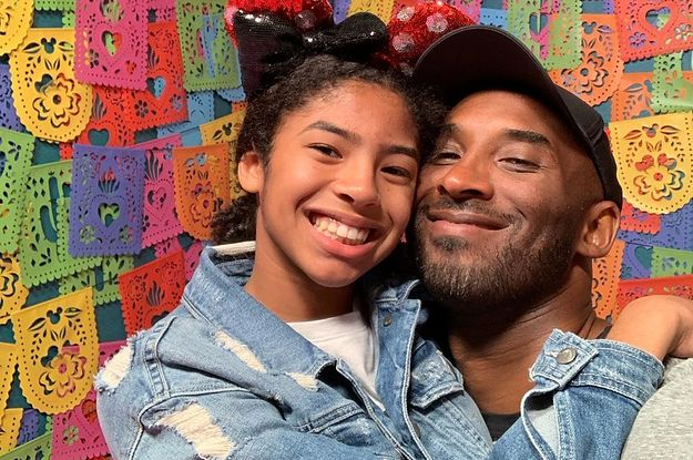 21 Photos Of Kobe And Gigi That Prove They Were, Unequivocally, The Most Adorable Father-Daughter Duo