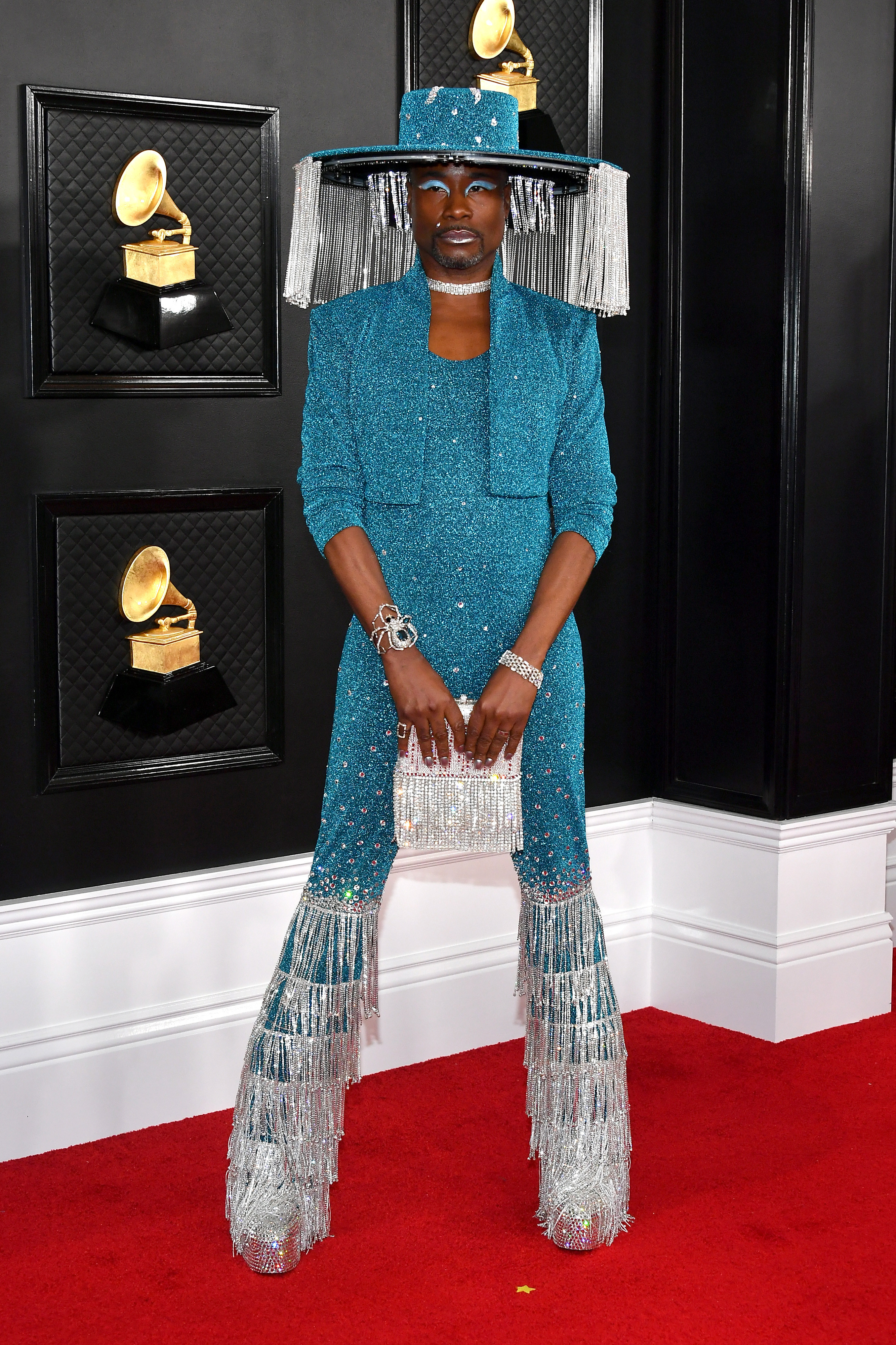 Billy Porter Grammys Outfit Memes