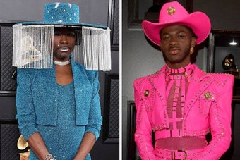 Here's What Everyone Wore To The Grammys