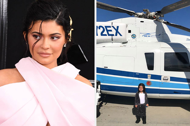 Kylie Jenner, Who Often Flew In Kobe Bryant's Helicopter, Posted A Touching Tribute To The Pilot Who Died