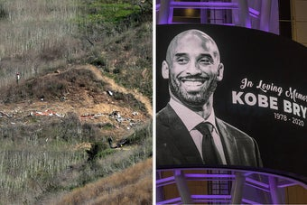 Kobe Bryant's Helicopter Pilot Said He Was Climbing To Avoid A Cloud Layer Just Before The Deadly Crash