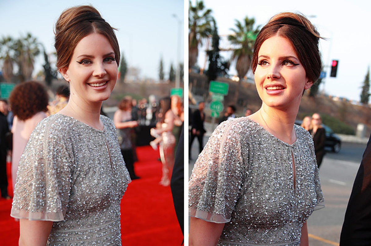 Lana Del Rey Reveals She Bought Grammys Dress From The Mall At The Last Minute