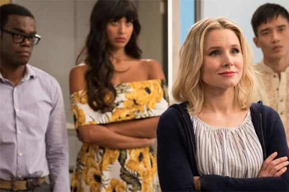 "Here Are Some Interesting Theories About How ""The Good Place"" Will End"