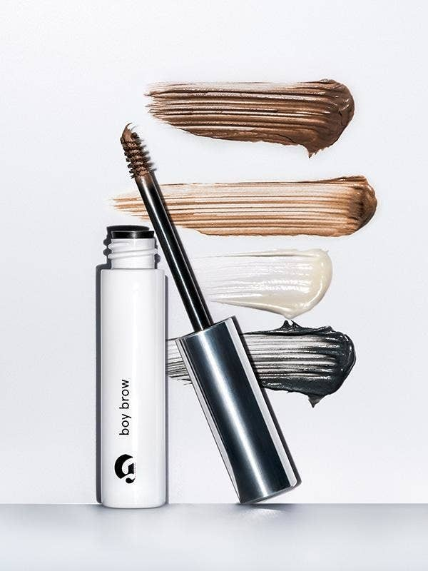 """Product Review: Glossier """"Boy Brow"""" Eyebrow Shaper"""