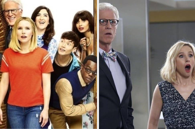 "Here's What Might Happen In ""The Good Place"" Finale"