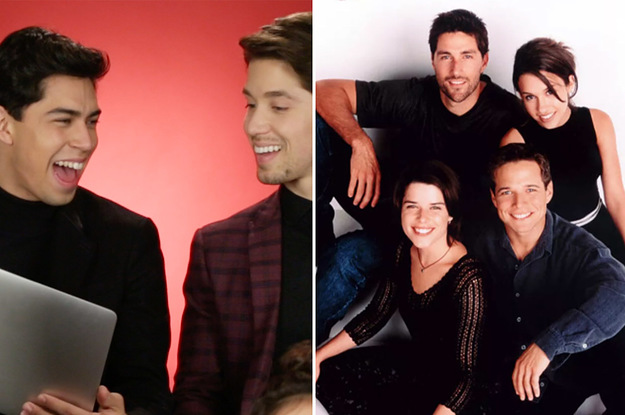 "The Cast Of ""Party Of Five"" Found Out Which Original Character They Are And Now You Can Too"