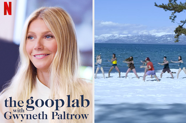 "How Many Wellness Trends From ""The Goop Lab"" Have You Actually Tried?"
