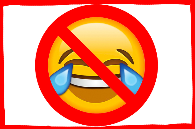 ATTENTION OLD PEOPLE: The 😂 Emoji Does Not Mean What You Think It Does