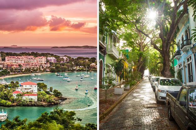 19 Spring Break Destinations That You Don't Need A Passport For