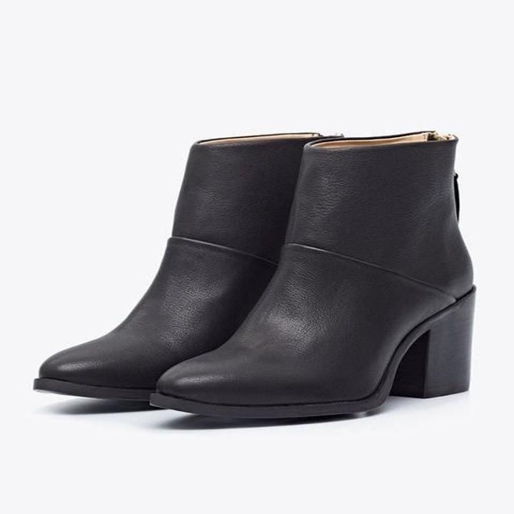 the black booties