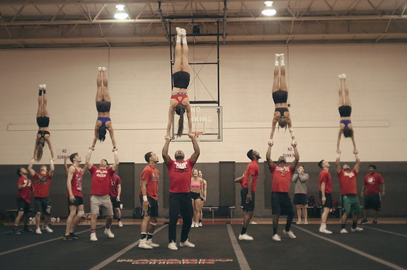 "It's Time To See If You'd Make The Mat On Netflix's ""Cheer"""