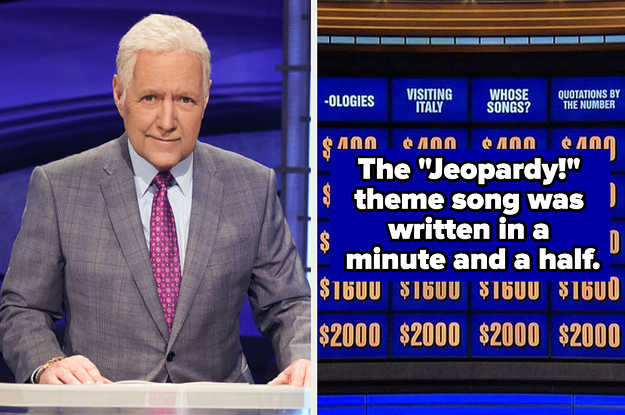 Jeopardy 17 Fun Facts About The Show