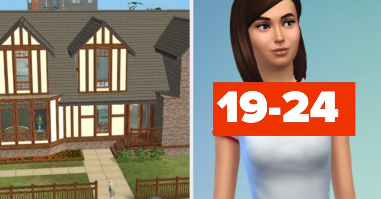 """Baue ein Haus in """"Die Sims"""" und wir sagen dir mit 92-prozentiger Genauigkeit, wie alt du bist"""