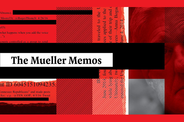 Robert Mueller's Secret Memos, Part 3: The Documents The Justice Department Didn't Want Congress To See
