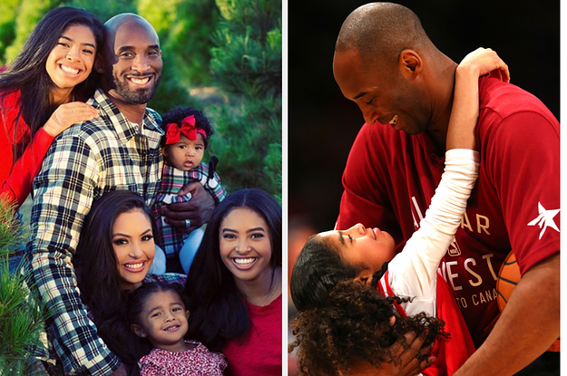 Vanessa Bryant Spoke Out For The First Time Since Husband Kobe And Daughter Gianna Died In Crash