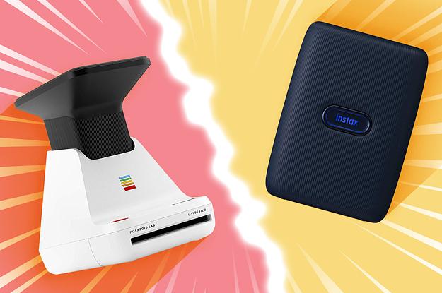 FujiFilm Instax Mini Link Vs. Polaroid Lab: Which Printer Is Better?