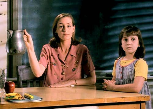 15. Matilda (1996): There are many unanswered questions.