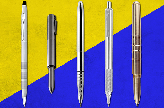 5 Fancy (and Not-So-Fancy) Pens That Make Excellent Gifts