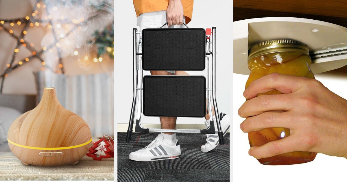 20 Useful Products For Anyone Who Lives Alone