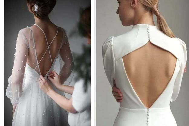24 Wedding Dress Details That Are A Little Bit Extra And A Whole Lot Gorgeous