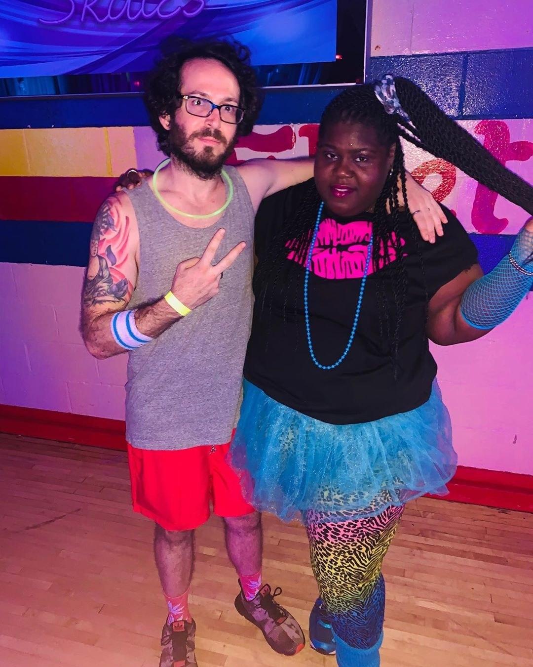 Gabourey sidibe and her boyfriend