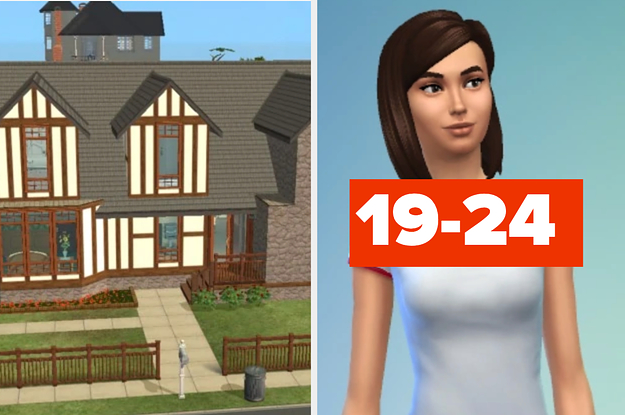"""Build A House On """"The Sims"""" And We'll Guess Your Age With 92% Accuracy"""