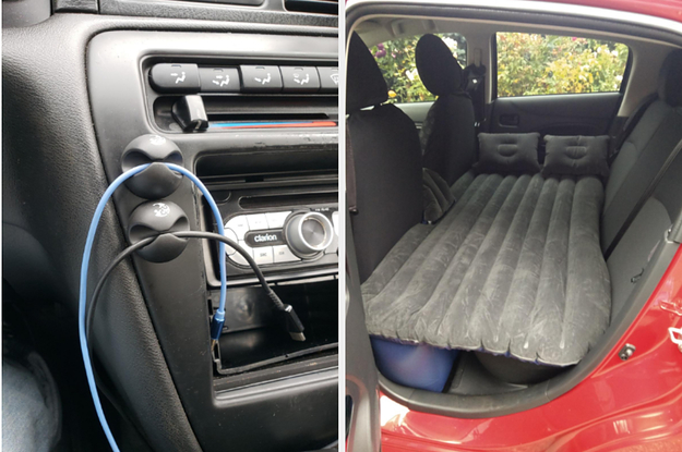 27 Game-Changing Things For Your Car You'll Probably ...