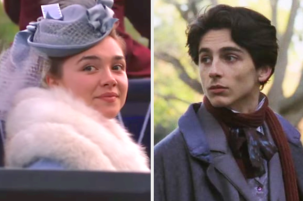 Is Timothée Chalamet Or Florence Pugh Your One True Soulmate?