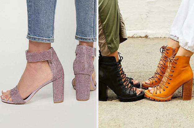 37 Heels That May Make You Think