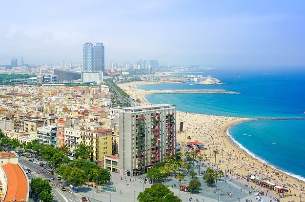 The Ultimate Weekend Guide To Barcelona On A Budget