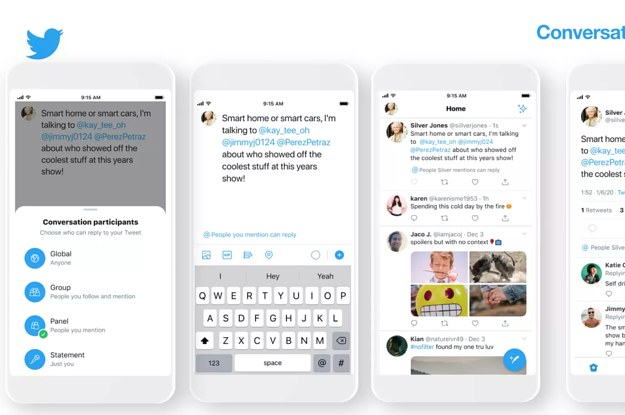 Twitter Will Let You Limit Who Can Reply To Your Tweets. It's Unclear How People Will Use This New Feature To Harass Each Other.