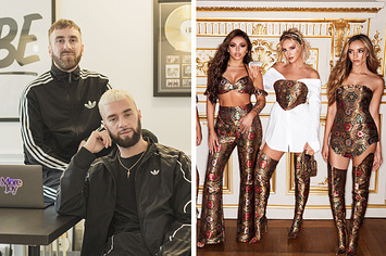Little Mix S Stylists Zack Tate And Jamie Mcfarland Reveal What It S Really Like To Dress Celebrities