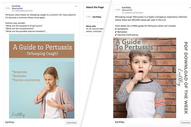 Facebook Is Running Anti-Vax Ads, Despite Its Ban On Vaccine Misinformation