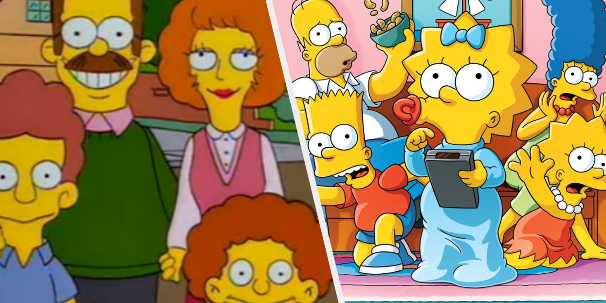 "This Food Quiz Will Reveal Which Family From ""The Simpsons"" You Belong In"