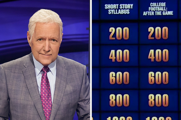 """Can You Get These 8 Easy """"Jeopardy! The Greatest Of All Time"""" Questions Right?"""