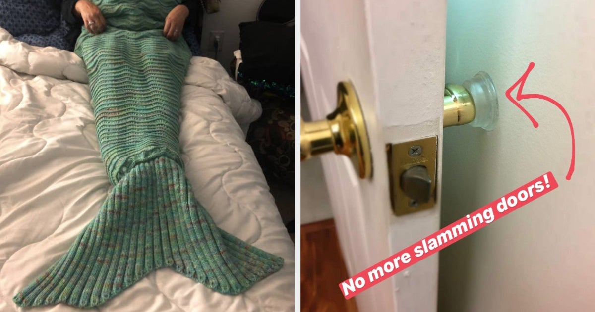 30 Products For Anyone Who Loves Sleeping More Than People