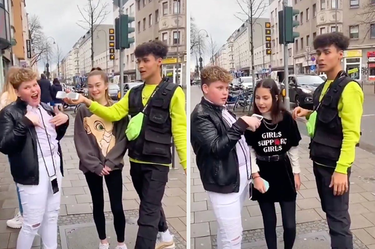 Teen girls german 7 reasons
