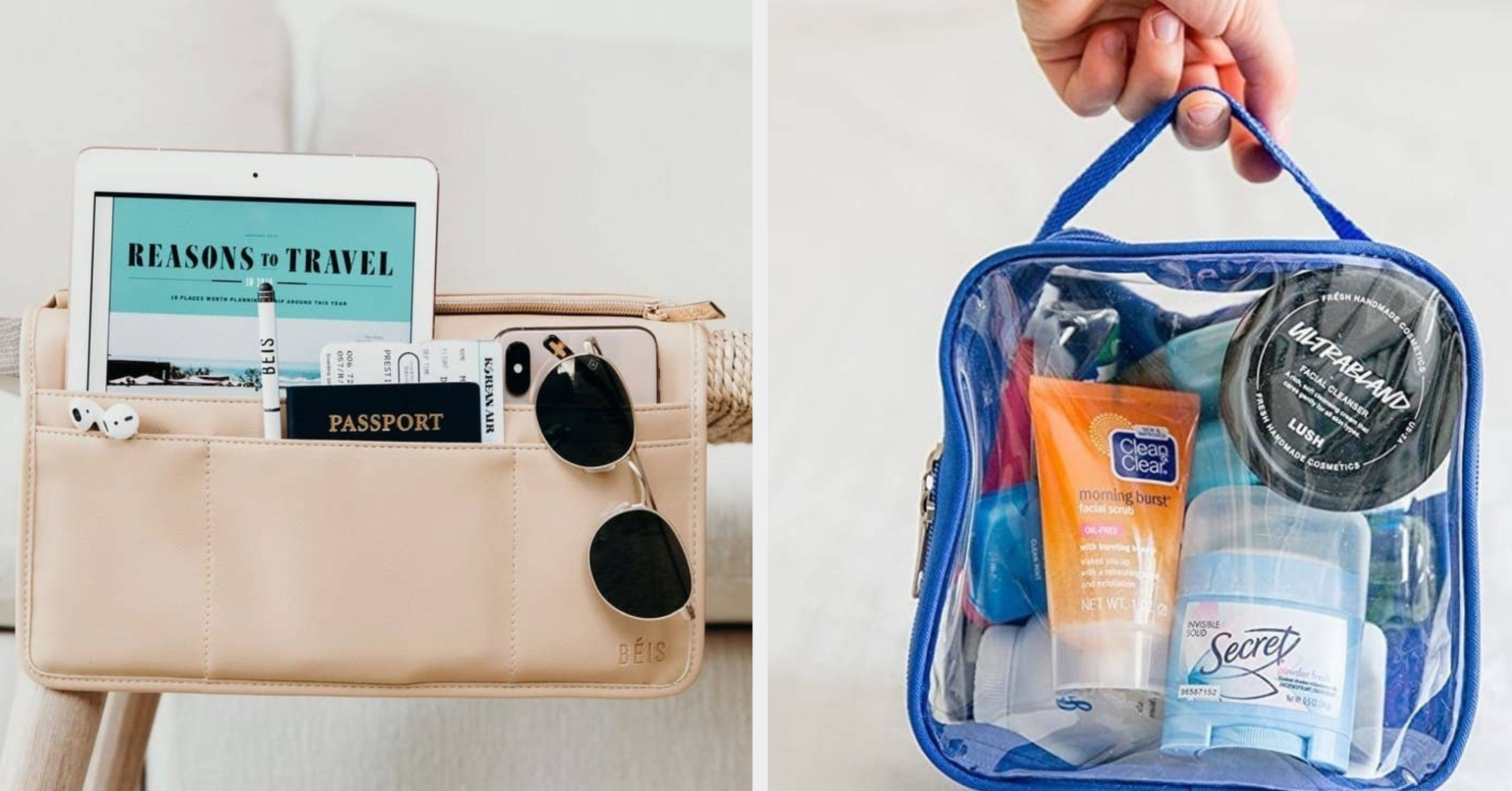 32 Things That'll Help Make Packing For Your Next Trip So Much Easier