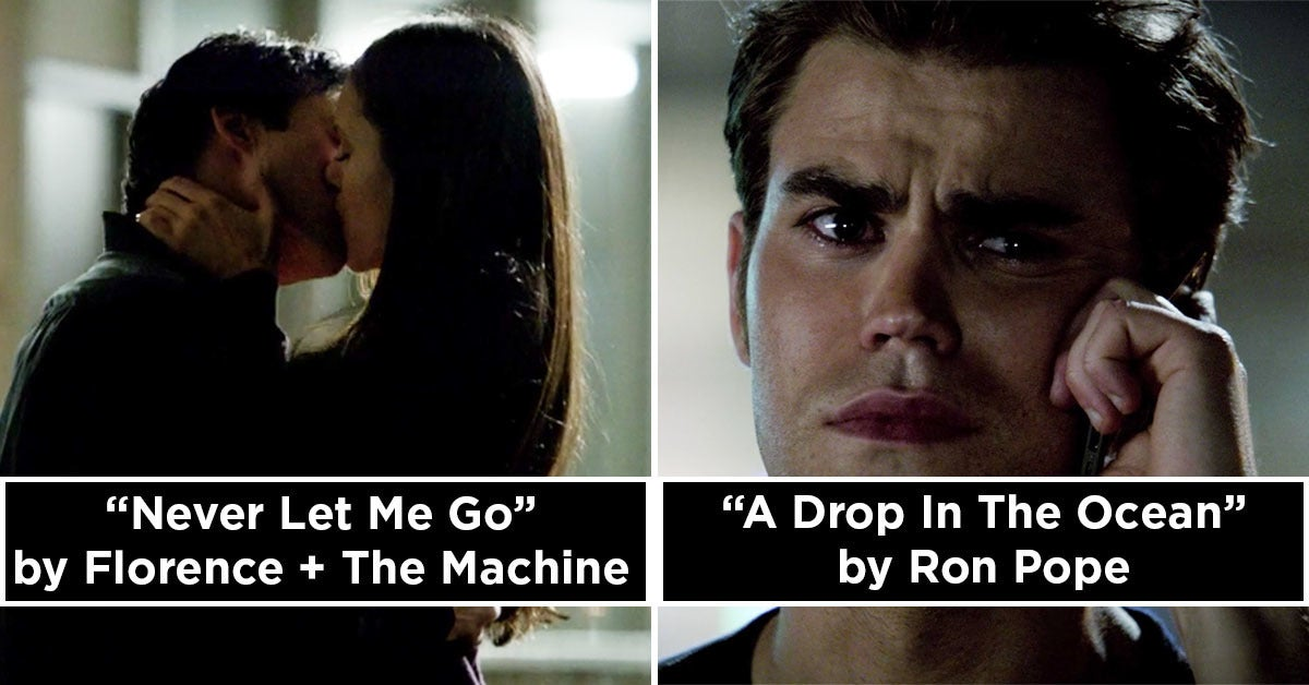 """27 """"The Vampire Diaries"""" Music Moments That Are Honestly Perfect"""